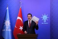 ALİ İHSAN YAVUZ - AK Parti Genel Başkan Yardımcısı Ali İhsan Yavuz,  Sosyal Medya Hesabı Üzerinden Duyurdu