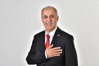 Başkan Aydın Destek İçin Maaşını Bağışladı