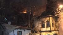 AHMET ADNAN SAYGUN - Başkent'te 2 Konak Yandı