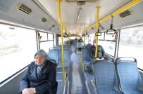 TELEFERIK - Başkent'te Toplu Taşıma Araçlarını Kullanan Vatandaşların Sayısı Yüzde 84 Azaldı