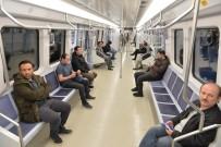 TELEFERIK - Başkent'te Toplu Taşıma Kullanım Oranı Yüzde 84 Azaldı