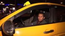 TAKSİ ŞOFÖRÜ - Başkentte Plaka Sınırlama Uygulamasını İhlal Eden Taksiciye Ceza Kesildi