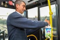 BAYRAM DEMIR - Belediye Otobüslerinde Tüm Tedbirler Alındı