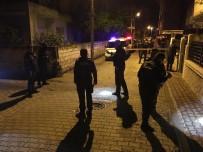 SAĞ VE SOL - Ceyhan'da Silahlı Saldırı Açıklaması 1 Yaralı