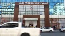 DIŞ HEKIMI - İzmirli Eczacının Yaptığı El Dezenfektanı Hastanedeki Meslektaşlarına Örnek Oldu