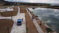 KARAAHMETLI - Kırıkkale'de Drone İle Korona Virüs Denetimleri