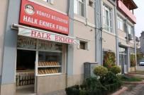 HALK EKMEK - Körfez'de Ekmekler Paylaşılıyor
