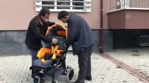 MUSTAFA AKIŞ - Küçük Tunahan'ın 'Engelli Aracı' Hayali Gerçek Oldu