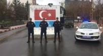 Mazıdağı Polisinden 'Evde Kal' Çağrısı