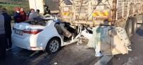 TUNÇBILEK - Osmaniye'de Trafik Kazası Açıklaması 3 Ölü, 2 Yaralı