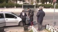 İSTANBUL EMNİYETİ - (Özel) Yasağa Rağmen Sahilde Yürüyüşe Çıkanlara Ceza