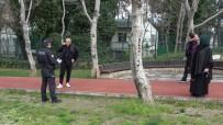 BALIK TUTMAK - Sorumsuz Vatandaşlara Polis Müdahale Etti