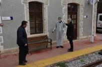 Susurluk' Da Belediye Dezenfekte Çalışmalarını Artırdı