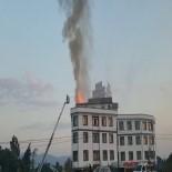 BOSTANCı - Termal Otelde Korkutan Yangın