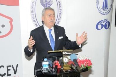 TESK Başkanı Palandöken Açıklaması 'Esnafa Acil Destek Şart'