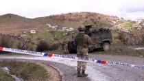 İLETİŞİM MERKEZİ - Tunceli'de Bir Köy Kovid-19 Nedeniyle Karantina Altına Alındı