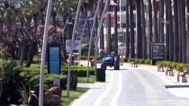 KAZIM ÖZALP - Turizm Merkezlerinde Sakinlik Hakim