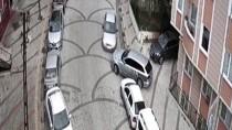 ARAÇ PLAKASI - 'Araçtan Hırsızlık' Şüphelileri Tutuklandı