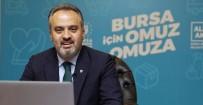 HAYVANAT BAHÇESİ - Bursa'da 30 Bin Aileye Gıda Ve Hijyen Paketi, 40 Bin Aileye Pazar Filesi
