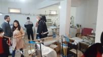 ŞIRINEVLER - Bursa'da Kaçak Maske Ve Dezenfektan Operasyonu Açıklaması 5 Gözaltı