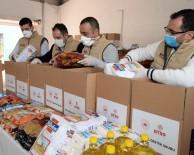 BURSA VALİLİĞİ - Bursa İş Dünyasından 10 Bin Aileye Erzak Yardımı