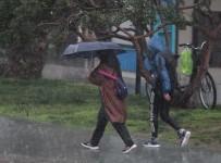 YAĞMURLU - Doğu Anadolu'da Yağmur Bekleniliyor