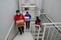 AFAD - Elazığ'da Vefa Sosyal Destek Grubu 13 Bin 517 Talebi Karşıladı