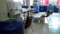 ANTAKYA - Hatay'da Sahte Dezenfektan Operasyonu