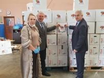 YARDIM PAKETİ - Kemer Belediyesi'nden İhtiyaç Sahiplerine Yardım Paketi