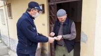 İLETİŞİM MERKEZİ - Kırıkkale Belediyesi Yaşlıların İhtiyaçlarını Karşılıyor