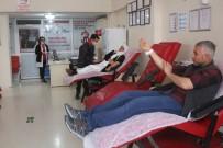 KAN BAĞıŞı - Korona Virüs Kan Bağışlarını Yüzde 75 Düşürdü