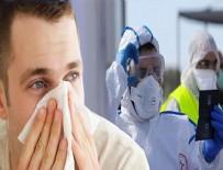 MIDE BULANTıSı - Koronavirüs belirtileri neler, nasıl anlaşılır?