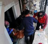 ÇILINGIR - Mutfak Tüpünden Sızan Gazdan Yaşlı Kadın Zehirlendi