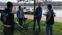 DEMIRLI - (Özel) İstanbul'da Polisle Vatandaş Arasındaki İlginç Diyaloglar Kamerada