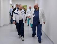 MOSKOVA - Putin'e hastane gezdiren başhekim corona çıktı!