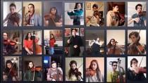 ATAŞEHİR BELEDİYESİ - Sağlık Çalışanlarına Gençlik Senfoni Orkestrasından Klipli Destek