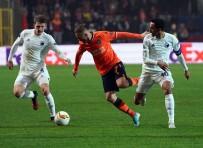 DANIMARKA - UEFA'dan Başakşehir'e 1500 Euro Para Cezası