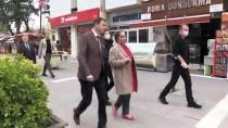 FUNDA KOCABIYIK - Uşak'ta İşlek Caddelerdeki Yaya Trafiği Sınırlandırılacak