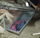 Çaldığı Silahları Tabutta Sakladı