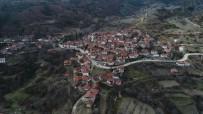 İç Anadolu'nun 'Karadeniz'i Havadan Görünümü İle Hayran Bıraktı