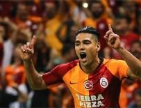 RADAMEL FALCAO - Falcao döndü, Galatasaray coştu