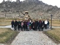 Yüz Yüze Kültürel Etkileşim Dersi Anadolu Üniversitesi'nde Kültürleri Kaynaştırıyor