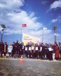 Çatalzeytin'de 'Kadına Şiddete Hayır' Yürüyüşü