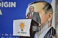 CHP'li Özkoç'a Tepki Gösteren AK Partili Tek Açıklaması'zillet İttifakının Palyaçosu'