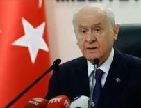LİDERLER ZİRVESİ - MHP Lideri Bahçeli'den Moskova Zirvesi'ne Destek Açıklaması