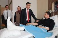 (Özel) İdlib Gazisi Mustafa Aydoğan Açıklaması 'Buradayım Ama Aklım Silah Arkadaşlarımda'