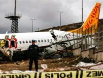 PEGASUS - Sabiha Gökçen'deki uçak kazasıyla ilgili yeni gelişme!