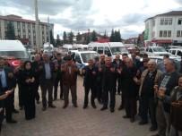 Servis Şoförlerinden Bahar Kalkanı Harekatı'na Konvoylu Destek