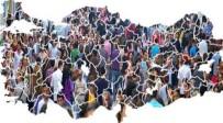 KADIN MİLLETVEKİLİ - Türkiye nüfusunun yüzde 49.8'ini kadınlar oluşturuyor