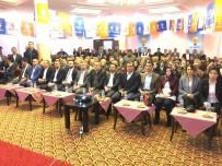 AK Parti Kozaklı İlçe Kongresi Yapıldı